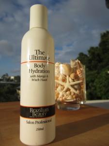 intense body moisturiser