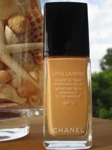 Chanel Moisture Rich Foundation