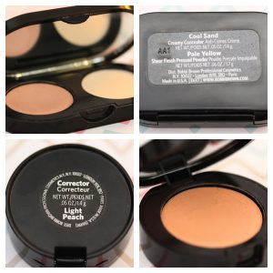 Cover under eye circles with Bobbi Brown Corrector and Concealer