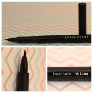 Black eyeliner pen