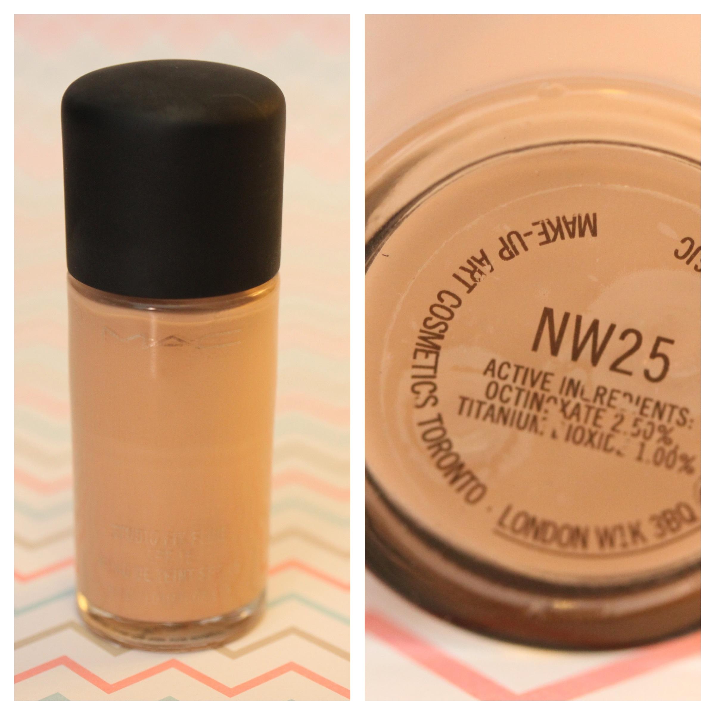 Mac Makeup Studio Fix Nw25 Saubhaya Makeup