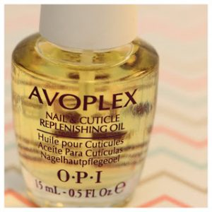 cuticle oil OPI