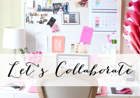Collaborate or Partner With Me | From Shelley With Love