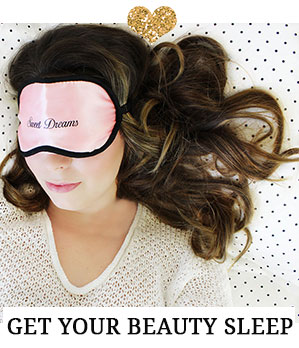 3 ways to finally get your beauty sleep