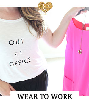 Wear to work clothes