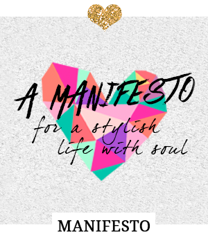 A manifesto to the From Shelley With Love Lifestyle