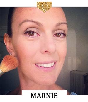Marnie Beckett - Winner of Beauty Challenge No. 3