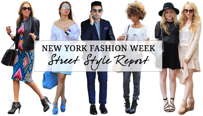 New York Fashion Week Street Style Report
