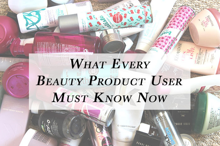What Every Beauty Product User Must Know Now - Product Expiration