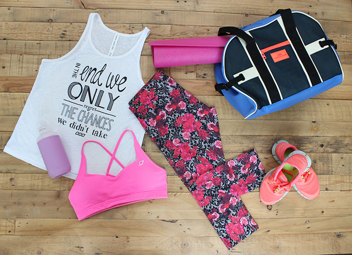 How to Get Your Workout Mojo Back