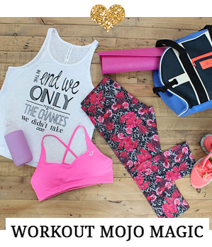 How to get your workout mojo back!