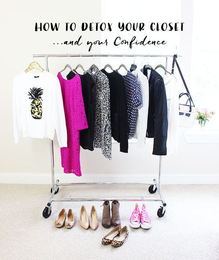 How to cleanse your closet and your confidence
