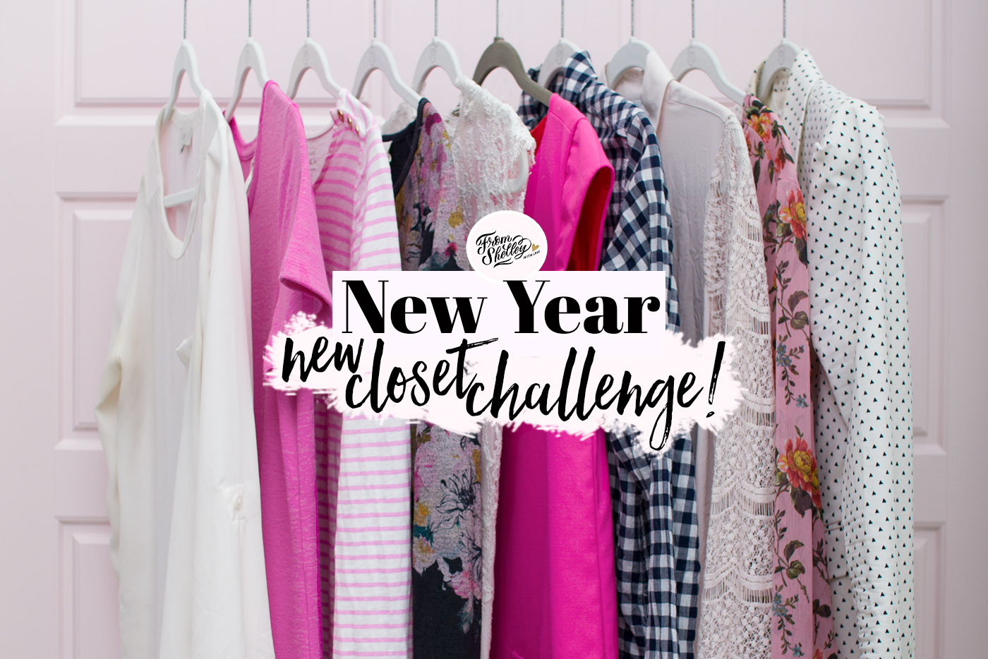 join the 2018 closet cleanse challenge