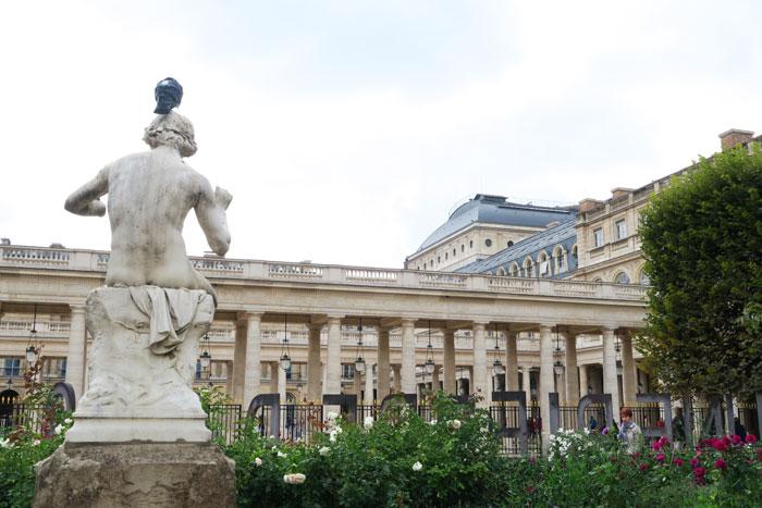 Palais-Royal-Gardens-statue