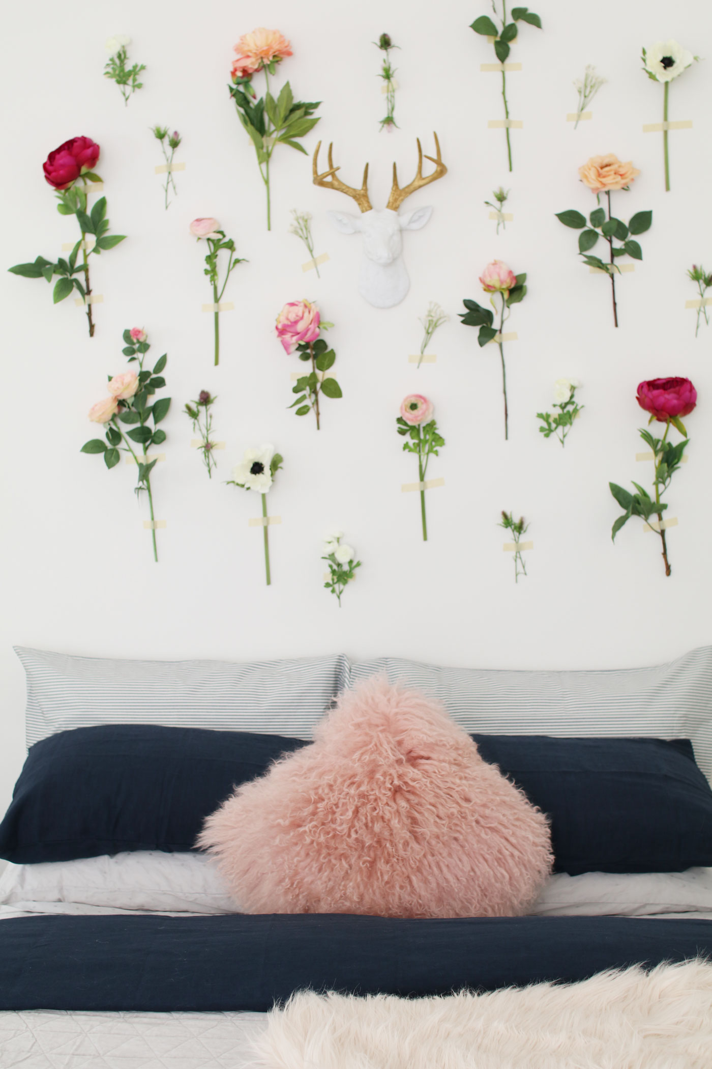 Guest_Bedroom_Whimiscal_Floral_Headboard-2