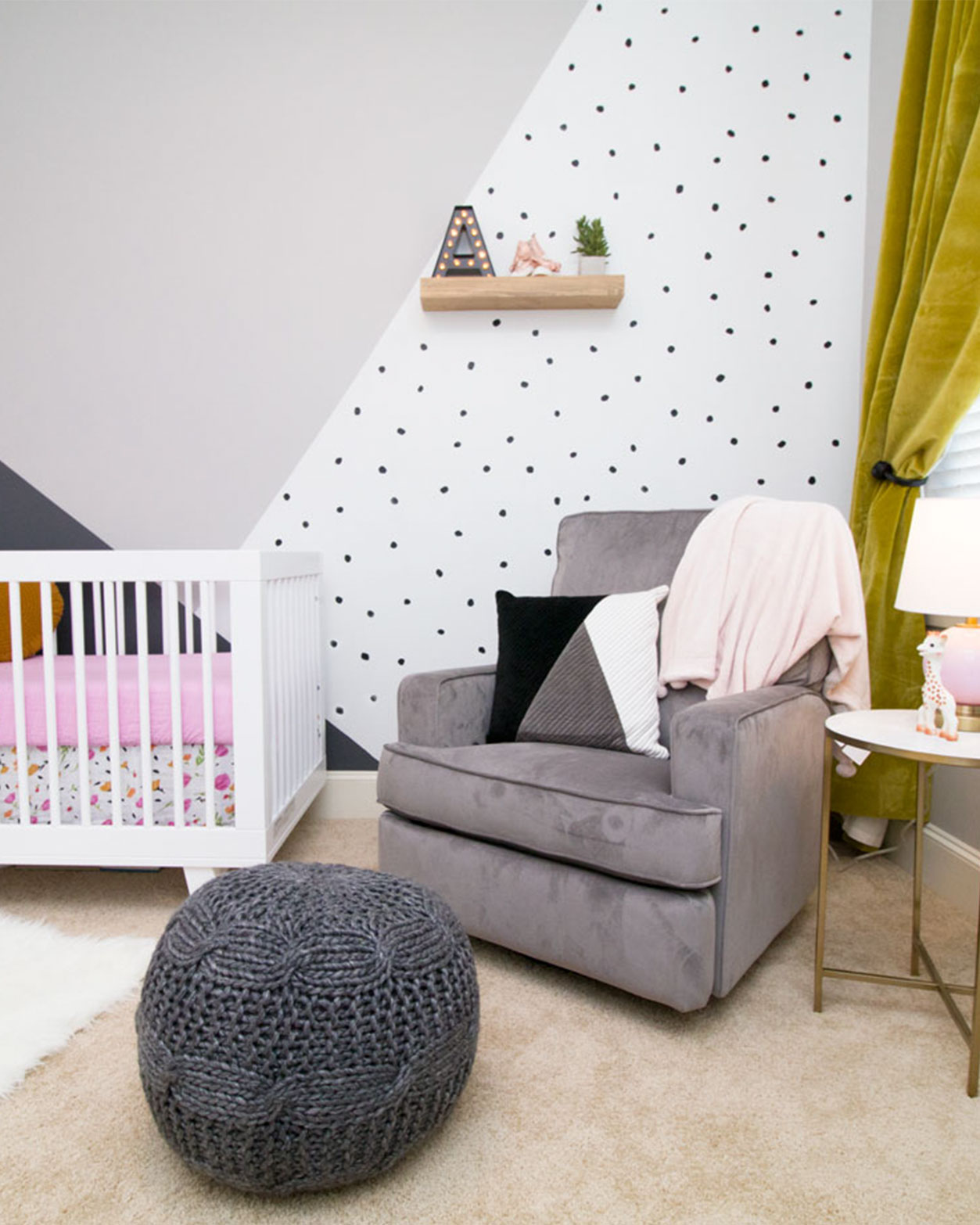 Zamore Nursery Project Reveal From