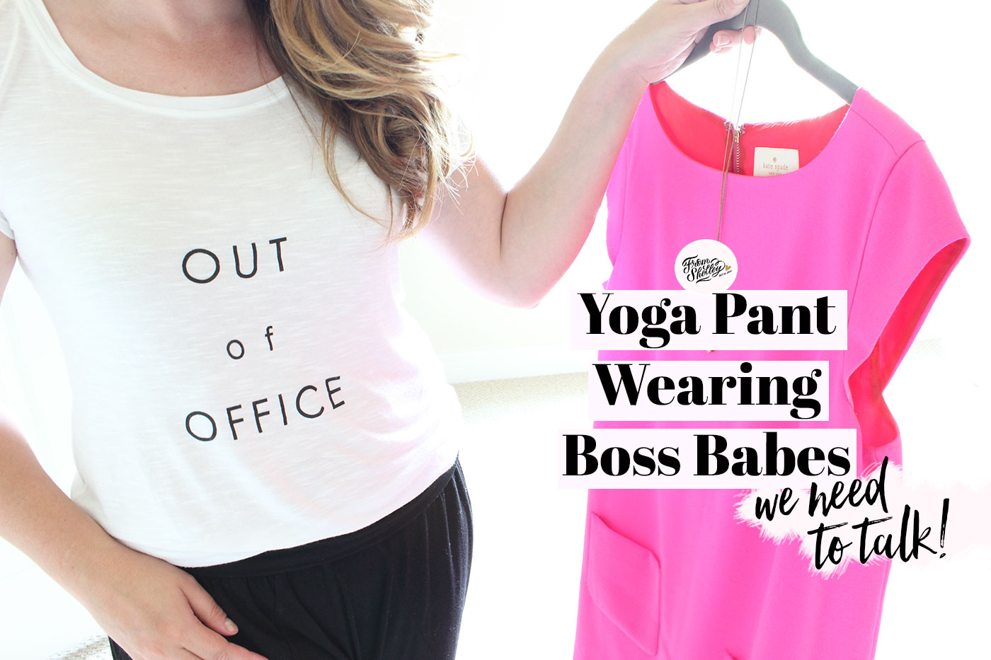 yoga pants boss babe