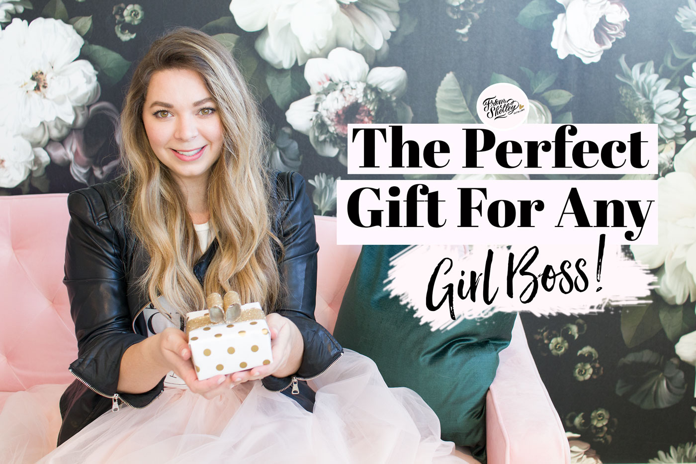 The Perfect Gift For Any Girl Boss From Shelley With Love