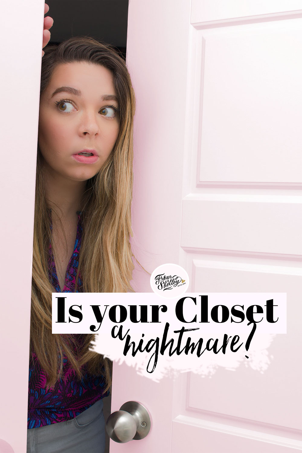 is your closet a nightmare